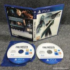 Videojuegos y Consolas PS4: FINAL FANTASY VII REMAKE SONY PLAYSTATION 4 PS4. Lote 277309213