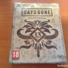Videojuegos y Consolas PS4: DAYS GONE - EDICION ESPECIAL STEELBOOK - PRECINTADA - ENVIO GRATIS. Lote 277460133