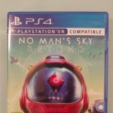 Videojuegos y Consolas PS4: NO MAN´S SKY BEYOND PARA PS4 EN ESPAÑOL COMPLETO. Lote 277460343