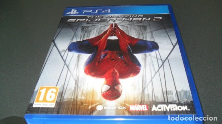 PS4 THE AMAZING SPIDERMAN (Juguetes - Videojuegos y Consolas - Sony - PS4)