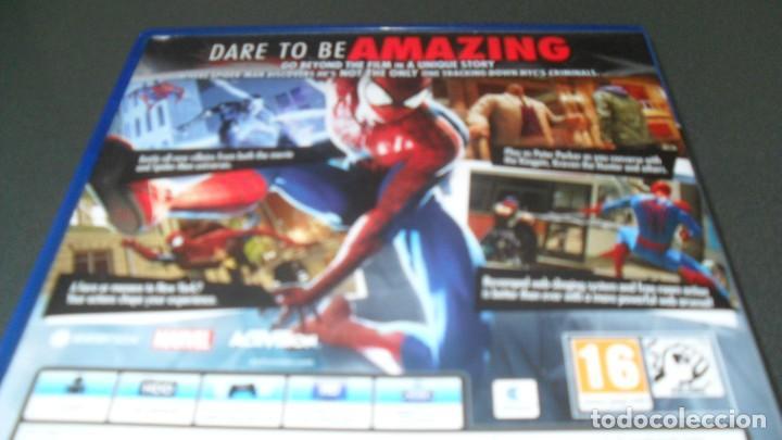 Videojuegos y Consolas PS4: PS4 THE AMAZING SPIDERMAN - Foto 2 - 288433758