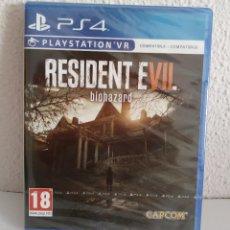 Videojuegos y Consolas PS4: RESIDENT EVIL VII BIOHAZARD PS4 PRECINTADO. Lote 277606783