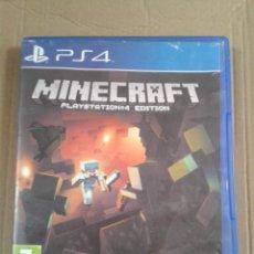 Videojuegos y Consolas PS4: MINECRAFT PS4 - PS4. Lote 277763208