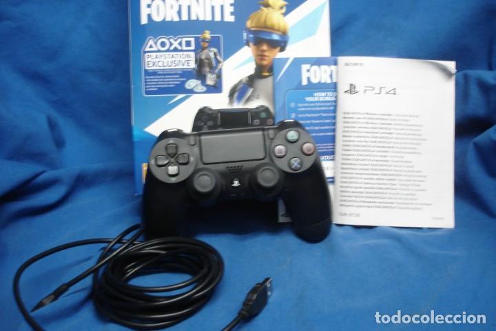 MANDO PS4 EN SU CAJA ORIGINAL Y FACTURA (Juguetes - Videojuegos y Consolas - Sony - PS4)