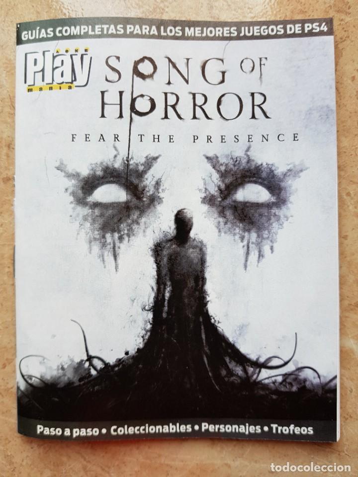 GUIA COMPLETA JUEGO SONG OF HORROR PARA PS5 (Juguetes - Videojuegos y Consolas - Sony - PS4)