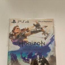 Videojuegos y Consolas PS4: HORIZON ZERO DAWN EDICIÓN LIMITADA PS4. Lote 278168053