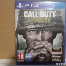 Videojuegos y Consolas PS4: CALL OF DUTY WW II. Lote 278196928