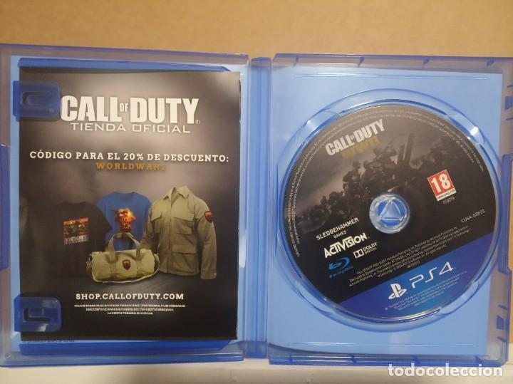 Videojuegos y Consolas PS4: Call of Duty WW II - Foto 2 - 278196928