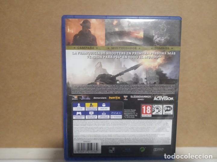 Videojuegos y Consolas PS4: Call of Duty WW II - Foto 3 - 278196928