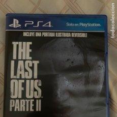 Videojuegos y Consolas PS4: THE LAST OF US 2. Lote 278213348