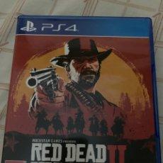 Videojuegos y Consolas PS4: RED DEAD REDEMPTION 2. Lote 278213573