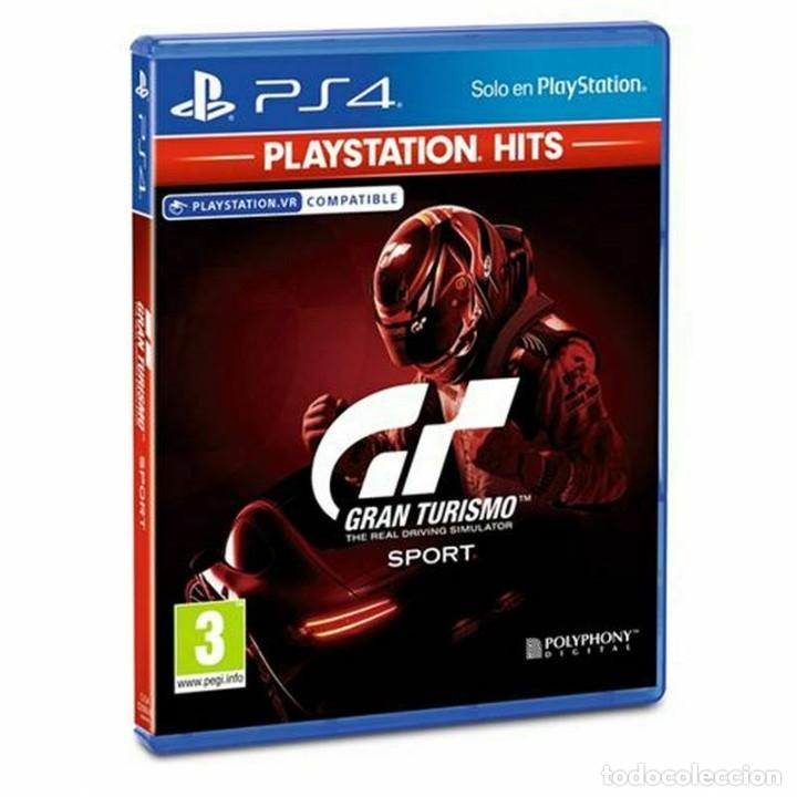 GRAN TURISMO SPORT HITS PARA LA SONY PS4 (Juguetes - Videojuegos y Consolas - Sony - PS4)