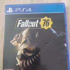 Videojuegos y Consolas PS4: FALLOUT 76 PS4. Lote 278339863