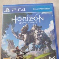 Videojuegos y Consolas PS4: HORIZON ZERO DAWN PS4. Lote 278339988