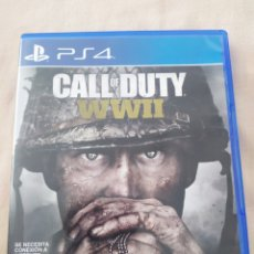 Videojuegos y Consolas PS4: CALL OF DUTY WWII PS4. Lote 278340073