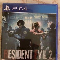 Videojuegos y Consolas PS4: RESIDENT EVIL 2. Lote 278391533