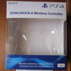 Videojuegos y Consolas PS4: CAJA VACIA PARA MANDO PLAYSTATION DUALSHOCK 4. Lote 279409953