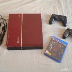 Videojuegos y Consolas PS4: PLAY STATION 4. EDICIÓN ESPECIAL DE METAL GEAR SOLID V: THE PHANTOM PAIN. 1T.. Lote 286971963