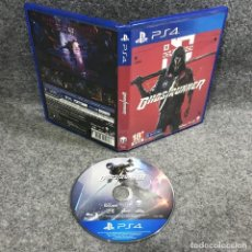 Videojuegos y Consolas PS4: GHOSTRUNNER JAP SONY PLAYSTATION 4 PS4. Lote 287805093