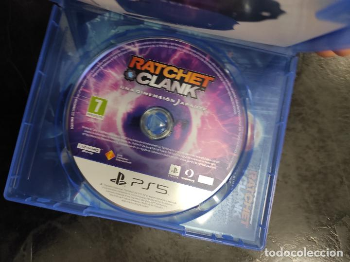 Videojuegos y Consolas PS4: Ratchet and Clank & - Playstation 5 PS5 - PAL ESP - Foto 2 - 287925348