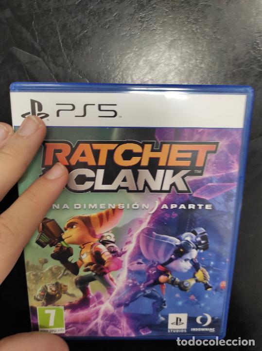 RATCHET AND CLANK & - PLAYSTATION 5 PS5 - PAL ESP (Juguetes - Videojuegos y Consolas - Sony - PS4)