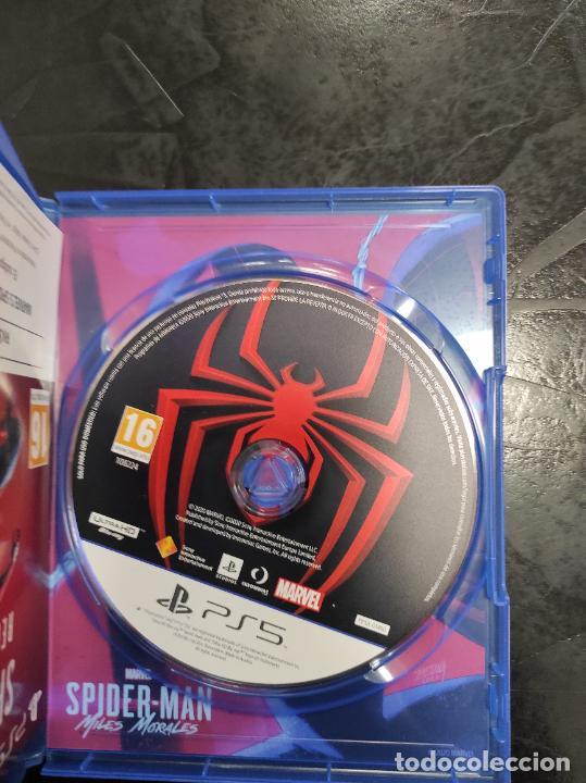 Videojuegos y Consolas PS4: Spiderman Spider Man Miles Morales - Playstation 5 PS5 - PAL ESP - Foto 2 - 287925443