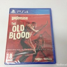 Videojuegos y Consolas PS4: WOLFENSTEIN THE OLD BLOOD. Lote 288079718