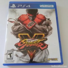 Videojuegos y Consolas PS4: STREET FIGHTER V PS4. Lote 288154438