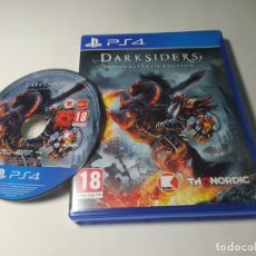 Videojuegos y Consolas PS4: DARKSIDERS WARMASTERED EDITION ( PS4 - PAL - ESP) (1). Lote 288158678