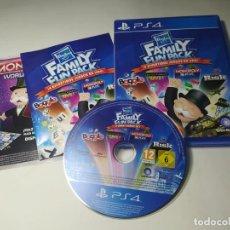 Videojuegos y Consolas PS4: HASBRO FAMILY FUN PACK ( PS4 - PAL - ESP) (1). Lote 288159143