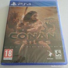 Videojuegos y Consolas PS4: CONAN EXILES PS4 PRECINTADO. Lote 288192143
