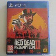 Videojuegos y Consolas PS4: RED DEAD REDEMPTION II PS4. Lote 288199908