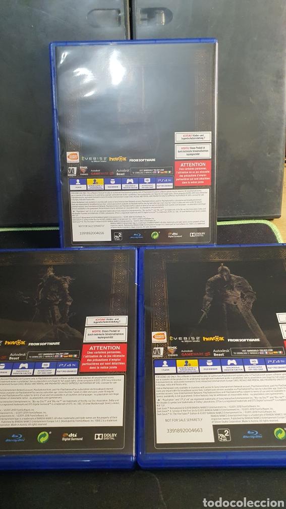 Videojuegos y Consolas PS4: SONY PS4 DARK SOULS TRILOGY - Foto 4 - 288334563