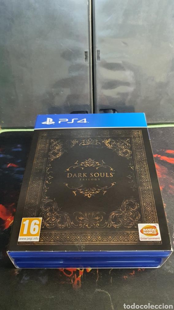 SONY PS4 DARK SOULS TRILOGY (Juguetes - Videojuegos y Consolas - Sony - PS4)