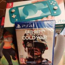 Videojuegos y Consolas PS4: PLAYSTATION 4 CALL OFF DUTY COLD WAR PRECINTADO. Lote 288340293