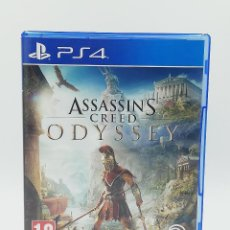 Videojuegos y Consolas PS4: ASSASSINS CREED ODYSSEY PS4. Lote 288373978