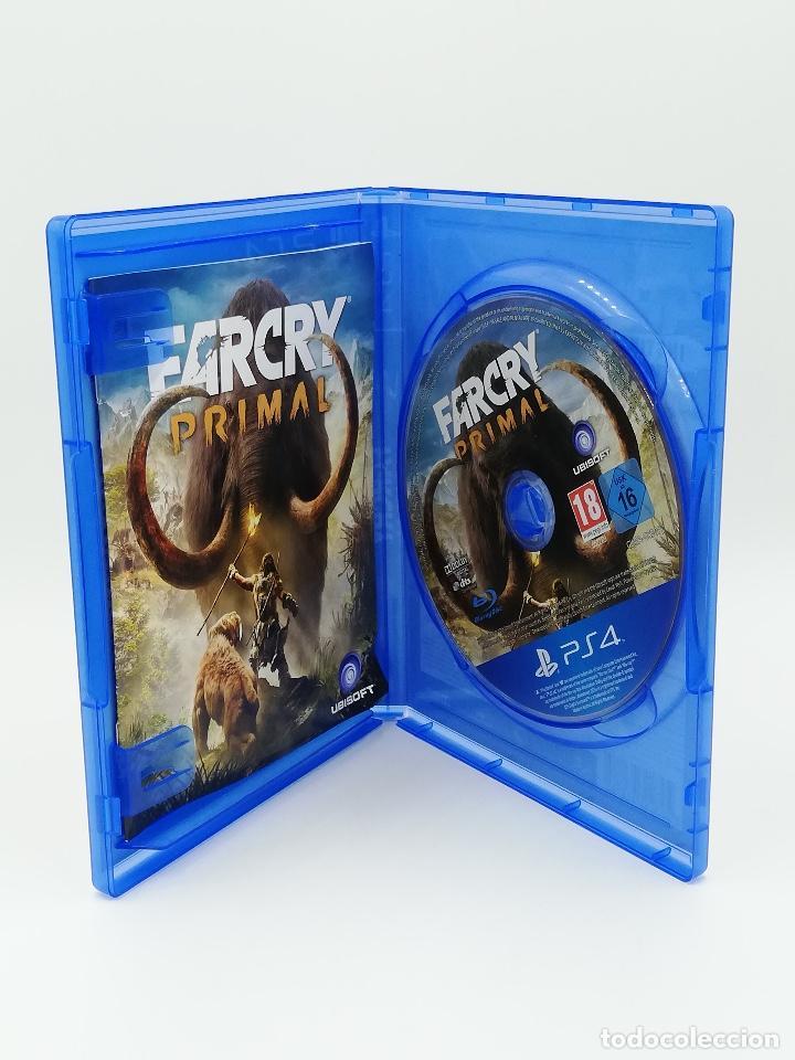 Videojuegos y Consolas PS4: FARCRY PRIMAL PS4 - Foto 2 - 288374563