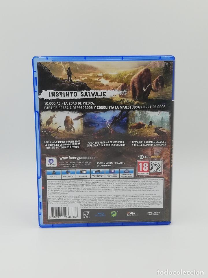 Videojuegos y Consolas PS4: FARCRY PRIMAL PS4 - Foto 3 - 288374563