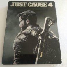 Videojuegos y Consolas PS4: JUST CAUSE 4 STEELBOOK EDITION PS4 PLAYSTATION. Lote 288878393