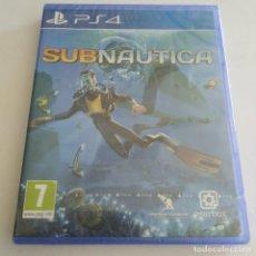 Videojuegos y Consolas PS4: SUBNAUTICA PS4 PLAYSTATION PRECINTADO. Lote 288884433