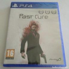 Videojuegos y Consolas PS4: PAST CURE PS4 PLAYSTATION PRECINTADO. Lote 288886558