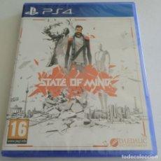 Videojuegos y Consolas PS4: STATE OF MIND PS4 PLAYSTATION PRECINTADO. Lote 288895628