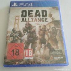 Videojuegos y Consolas PS4: DEAD ALLIANCE PS4 PLAYSTATION PRECINTADO. Lote 288897998