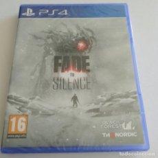 Videojuegos y Consolas PS4: FADE TO SILENCE PS4 PLAYSTATION PRECINTADO. Lote 288900678