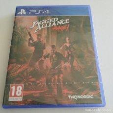Videojuegos y Consolas PS4: JAGGED ALLIANCE RAGE! PS4 PLAYSTATION PRECINTADO. Lote 288907073