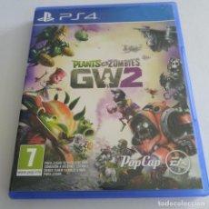 Videojuegos y Consolas PS4: PLANTS VS ZOMBIES GW2 PS4 PLAYSTATION. Lote 288914208