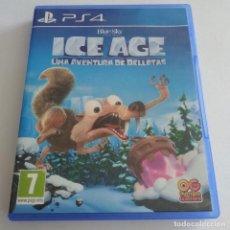 Videojuegos y Consolas PS4: ICE AGE UNA AVENTURA DE BELLOTAS PS4 PLAYSTATION. Lote 288917353