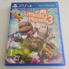 Videojuegos y Consolas PS4: LITTLE BIG PLANET 3 PS4 PLAYSTATION. Lote 288918933