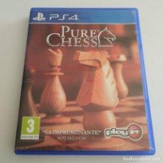 Videojuegos y Consolas PS4: PURE CHESS PS4 PLAYSTATION. Lote 288921728