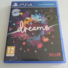 Videojuegos y Consolas PS4: DREAMS PS4 PLAYSTATION. Lote 288922678